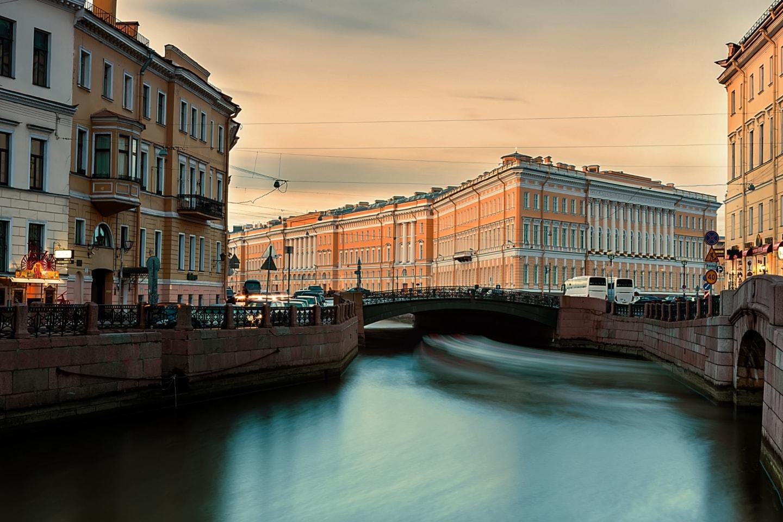 涅瓦河|圣彼得堡市|俄罗斯|俄罗斯留学|俄罗斯城市