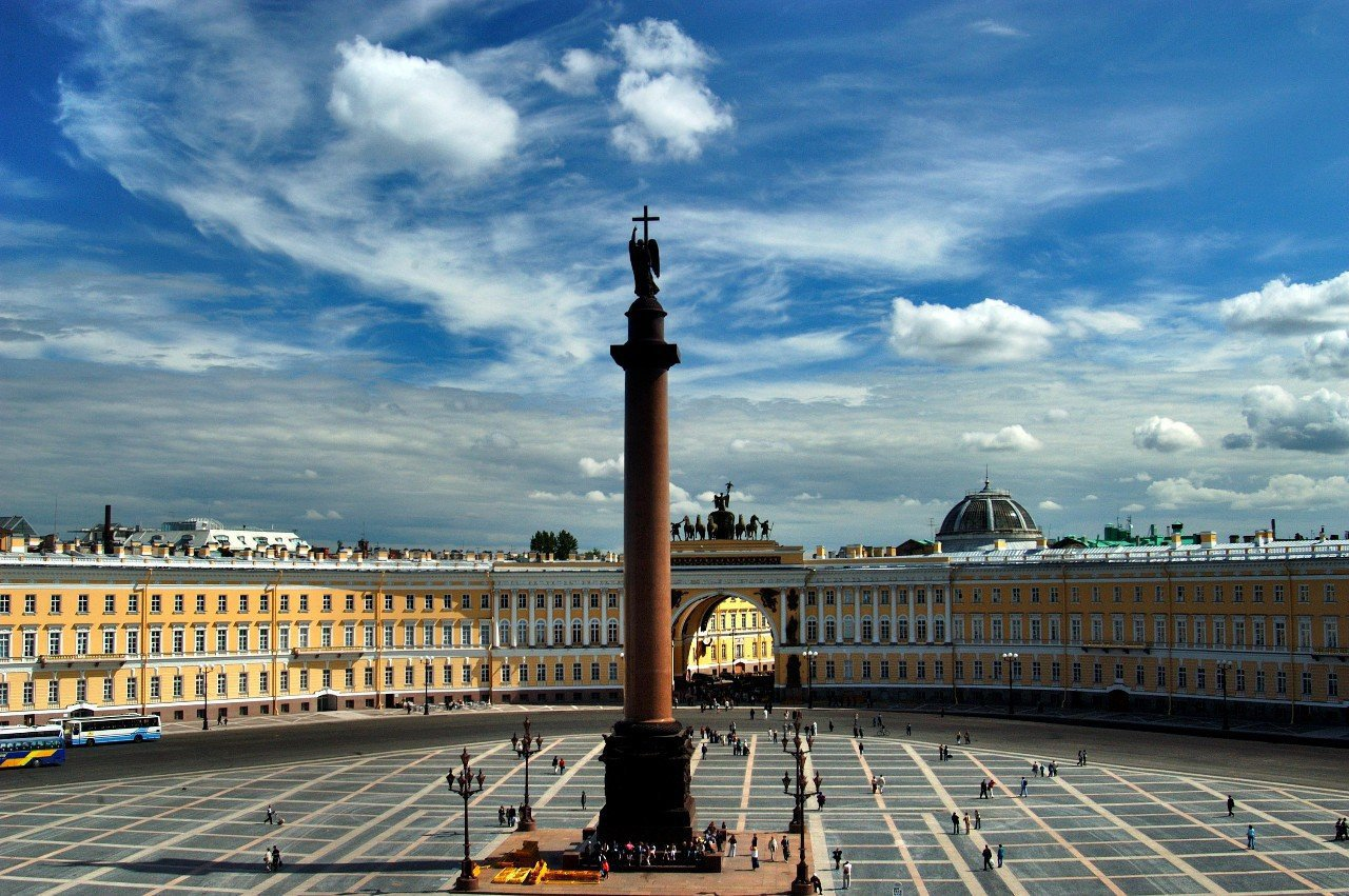 冬宫|圣彼得堡市|俄罗斯|俄罗斯留学|俄罗斯城市
