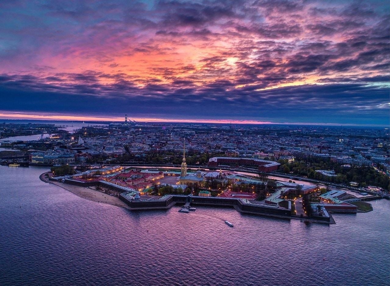 兔子岛|圣彼得堡市|俄罗斯|俄罗斯留学|俄罗斯城市