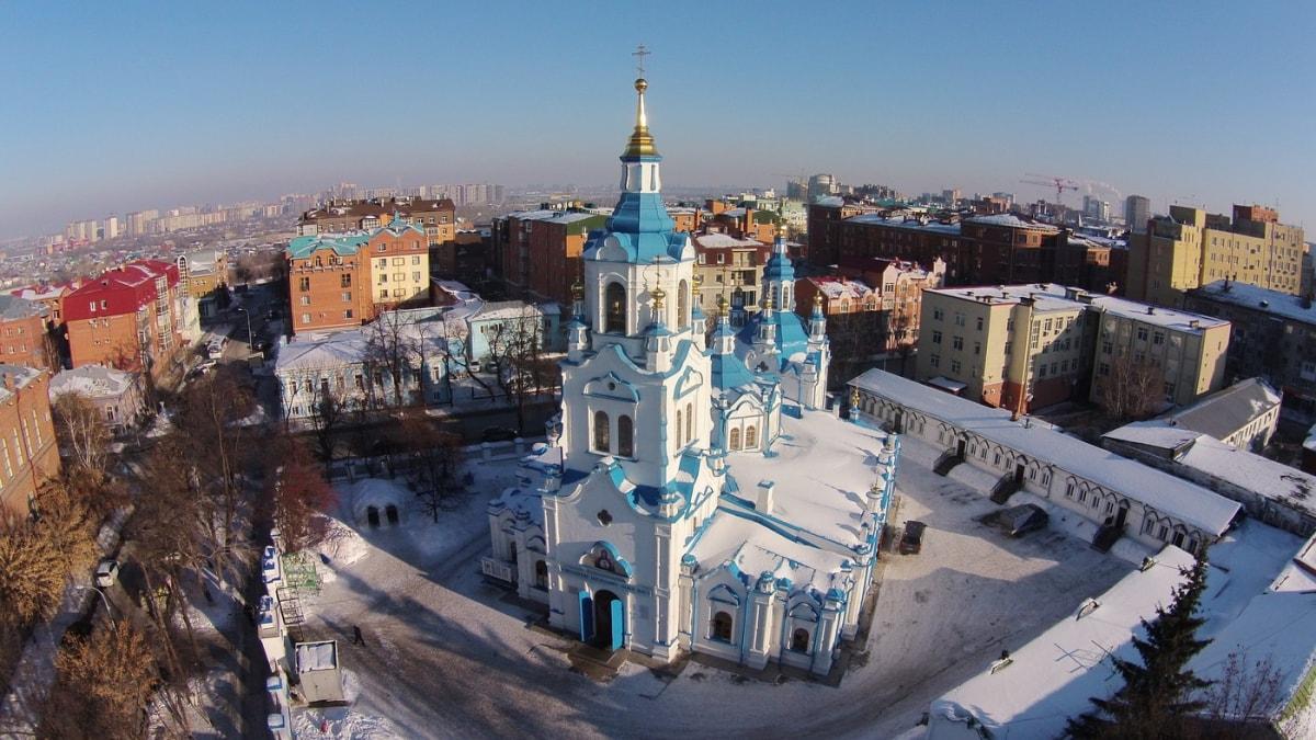 俄罗斯城市介绍|秋明市|俄罗斯留学
