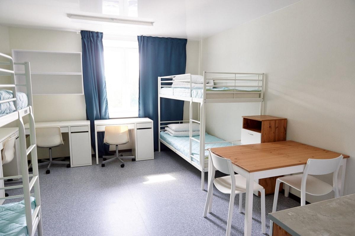 秋明国立大学寝室|俄罗斯大学介绍|俄罗斯留学