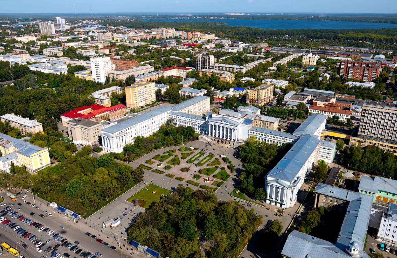 乌拉尔联邦大学 叶卡捷琳堡 俄罗斯城市介绍 俄罗斯 俄罗斯留学