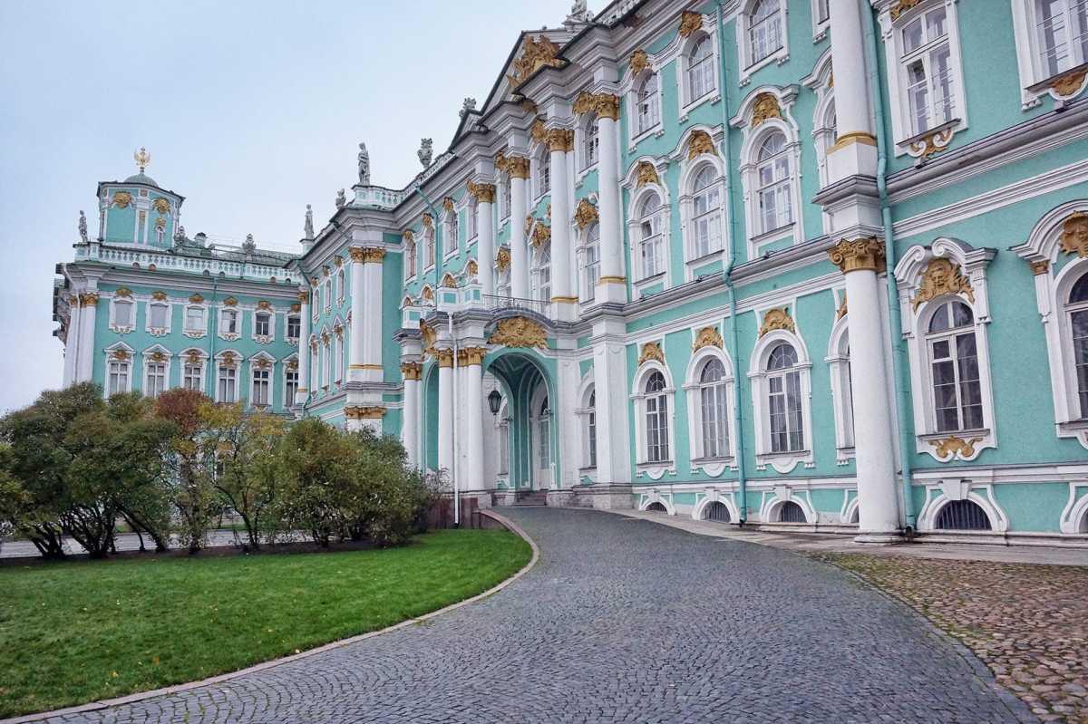 圣彼得堡国立大学国际关系系楼