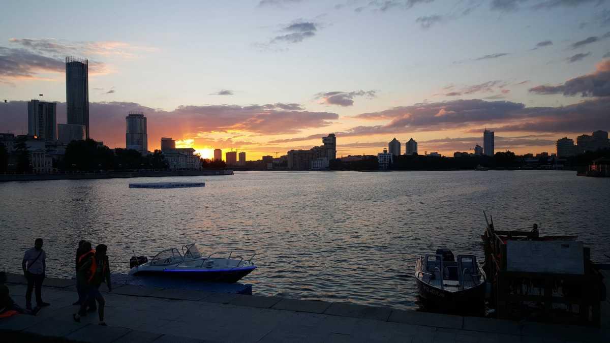 叶卡捷琳堡市风景|乌拉尔联邦大学|俄罗斯留学|俄罗斯留学费用|俄罗斯大学专业